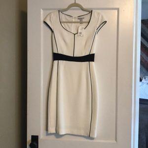 super cute/classy fitted dress!